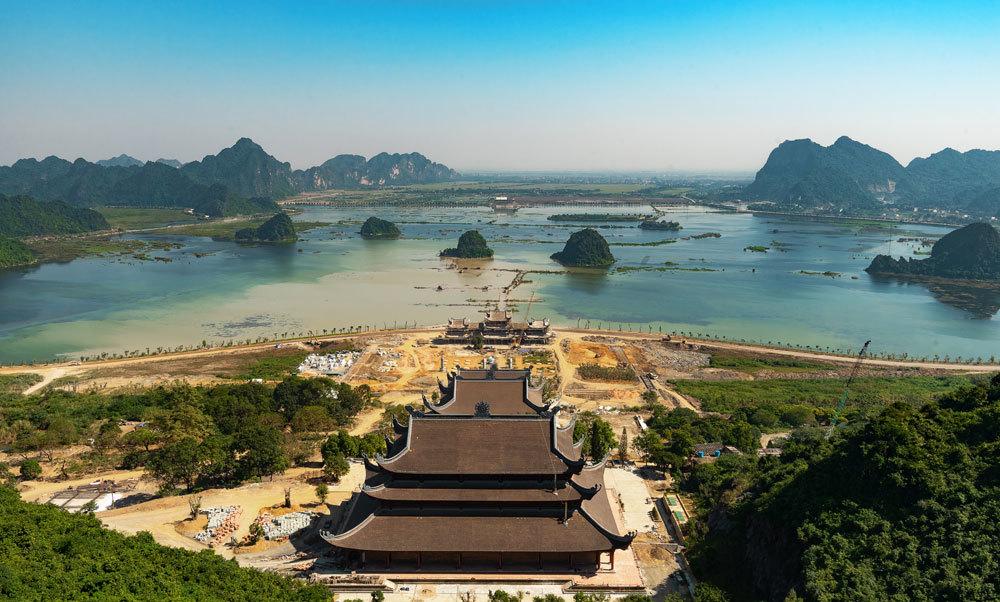 chùa Tam Chúc,di sản