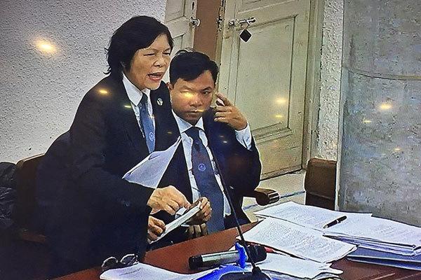 Vũ nhôm,Phan Văn Anh Vũ,Bùi Văn Thành,Trần Việt Tân