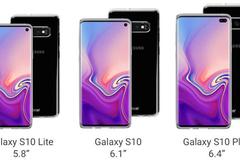 Tiết lộ bất ngờ về chiếc Galaxy S10 giá rẻ