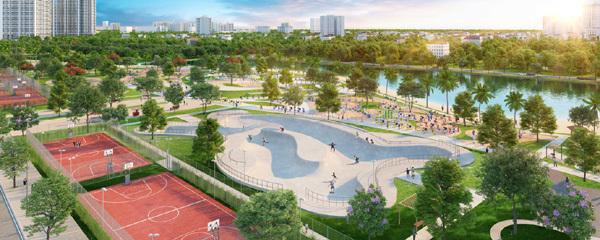VinCity Sportia - điểm nhấn trung tâm Tây Hà Nội