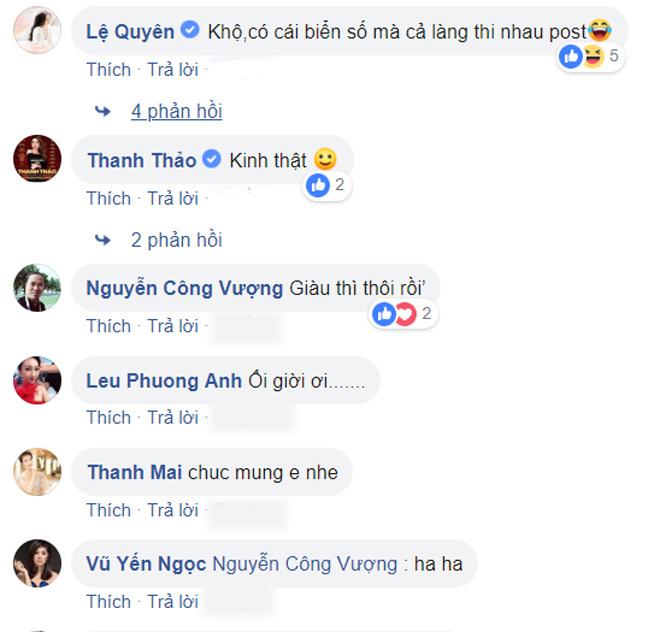 Ca sĩ sở hữu 13 căn nhà 'khoe' biển ngũ quý: Sao Việt thi nhau bình luận