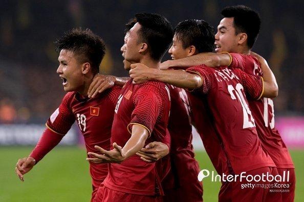 Tuyển Việt Nam,Bóng đá Việt Nam,tuyển Hàn Quốc,HLV Park  Hang Seo,Báo Hàn Quốc,Truyền thông quốc tế