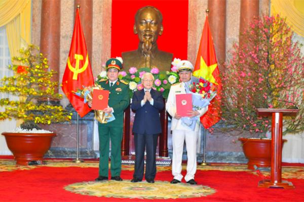 Bộ trưởng Tô Lâm,Đại tướng Tô Lâm,Bộ trưởng Công an