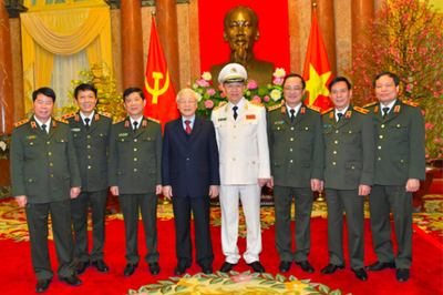 Đạo làm Tướng theo tư tưởng Hồ Chí Minh qua bài viết của Bộ trưởng Tô Lâm