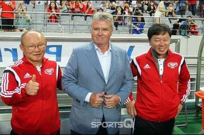 Làn sóng thầy Hàn ở V-League: Thầy Park phất cờ, đồng hương nối gót!