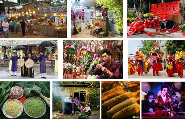 Trẩy hội năm châu, chơi Xuân rước lộc ở Vinpearl Land