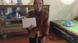 Bạn đọc ủng hộ chị Trịnh Thị Veo bị sỏi mật