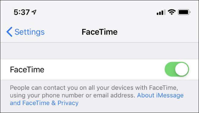 FaceTime,thủ thuật iPhone,thủ thuật iPad