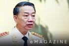 Đại tướng Tô Lâm trải lòng về cuộc cách mạng tinh gọn bộ máy Công an