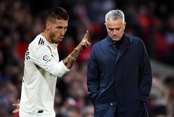 Zidane về Juventus, Ramos chống đối Mourinho