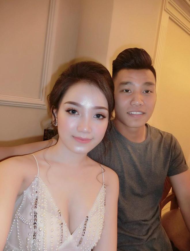 Quang Hải,Duy Mạnh,Hotgirl
