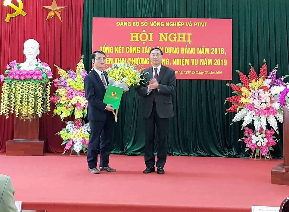 Điều động, bổ nhiệm nhân sự Hà Nội, Đà Nẵng và 2 tỉnh