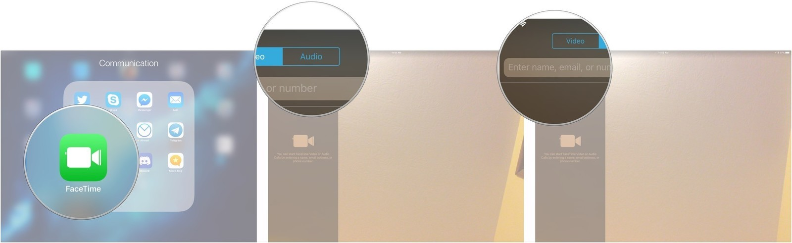 Dùng iPad gọi và trả lời cuộc gọi trên iPhone