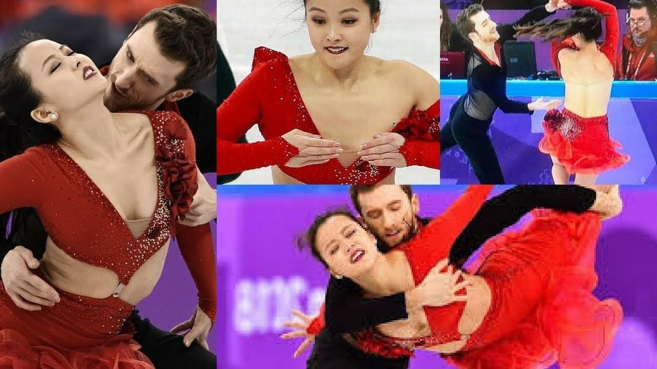 Top sự cố váy áo ồn ào xứ Hàn gần đây: Bung cúc khi trượt băng, quần sút chỉ