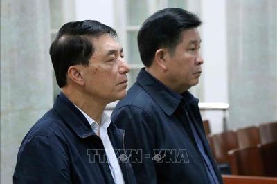 Cựu Thứ trưởng Bùi Văn Thành nhận 30 tháng tù, Trần Việt Tân 36 tháng