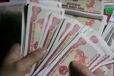 Sát Tết, dịch vụ đổi tiền lẻ online 'hét' phí tới 600%