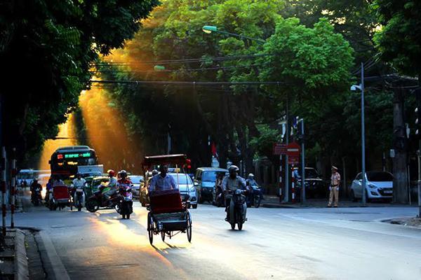 Dự báo thời tiết 31/1: Hà Nội ấm, Sài Gòn oi nóng