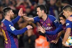 Barca thắng kiểu tennis, vào bán kết cúp Nhà vua