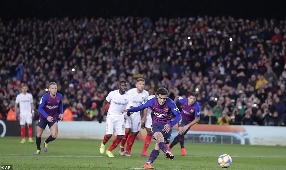 Barca,Sevilla,Messi