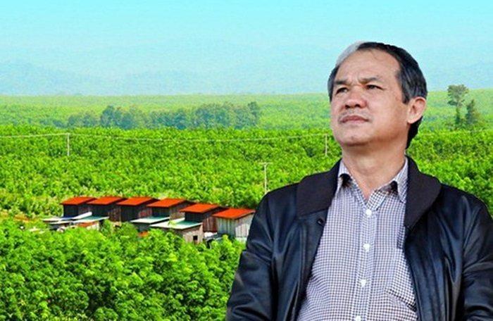 Bầu Đức mang 1.028 tỷ của tỷ phú Trần Bá Dương đi trồng chuối