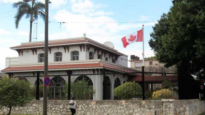 bệnh lạ,đại sứ quán,Mỹ,Canada,Cuba