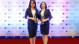 BIDV-3 năm liền giải thưởng 'Thẻ tín dụng tốt nhất Việt Nam'