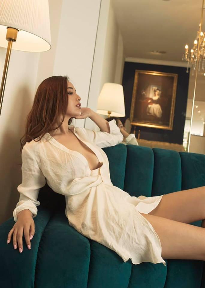 Hoa hậu Mai Phương Thúy: Mỹ nhân sexy hạng nhất showbiz Việt
