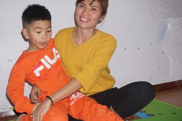 Cái Tết đầu tiên sau 6 năm của người mẹ cùng đứa con bị trao nhầm sau khi sinh ở Ba Vì