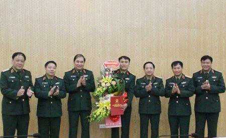 Bộ Quốc phòng,bổ nhiệm,nhân sự,quân khu 2