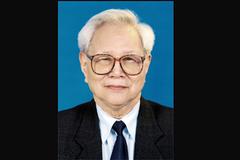 Nguyên Chủ tịch Hội đồng Lý luận trung ương Nguyễn Đức Bình từ trần
