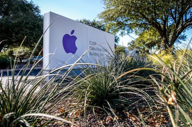 Nhân viên Trung Quốc lại đánh cắp bí mật dự án lớn của Apple
