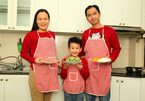 2 bức ảnh nhận giải 'Gia đình vui khỏe -Bữa ăn an toàn'