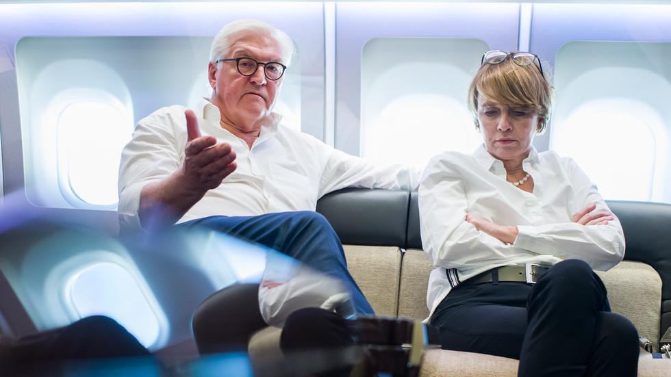 Tổng thống Đức mắc kẹt tại Ethiopia vì máy bay hỏng
