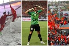 10 khoảnh khắc ấn tượng nhất bóng đá Việt Nam 2018