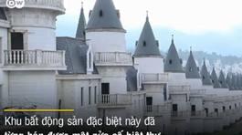 Biệt thự cổ tích biến thành 'nhà ma' ở Thổ Nhĩ Kỳ