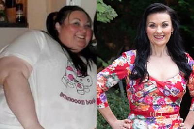 Người phụ nữ vứt bỏ 110kg mỡ thừa, lột xác ngoạn mục sau giảm cân