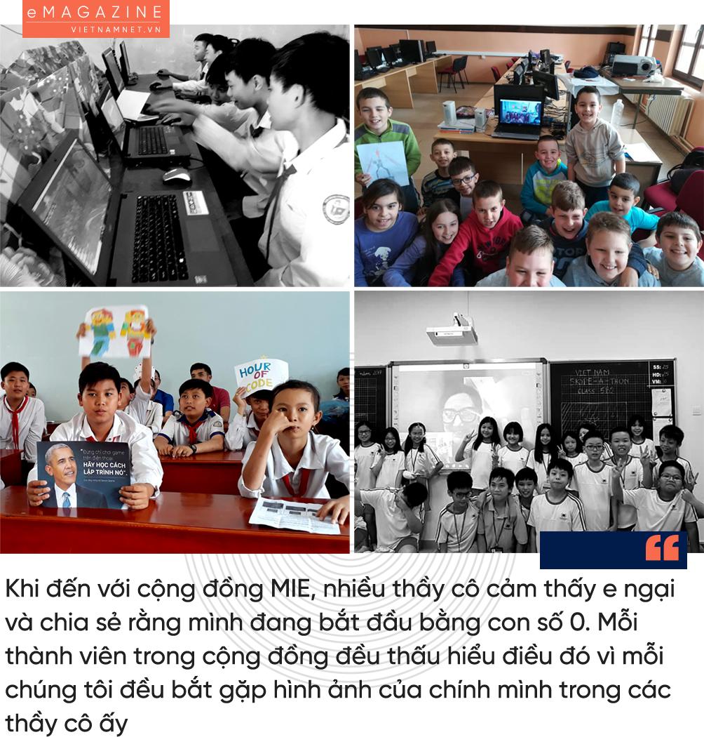 đổi mới sáng tạo,giáo viên sáng tạo