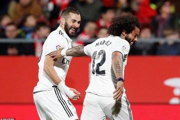 Benzema lập cú đúp, Real vào bán kết Cúp Nhà vua