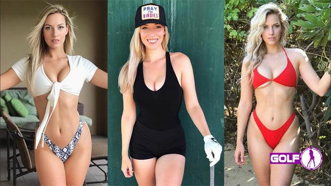 Quyết chỉ mặc váy sexy khi ra sân, nữ golf thủ tuyệt sắc liên tục bị doạ giết
