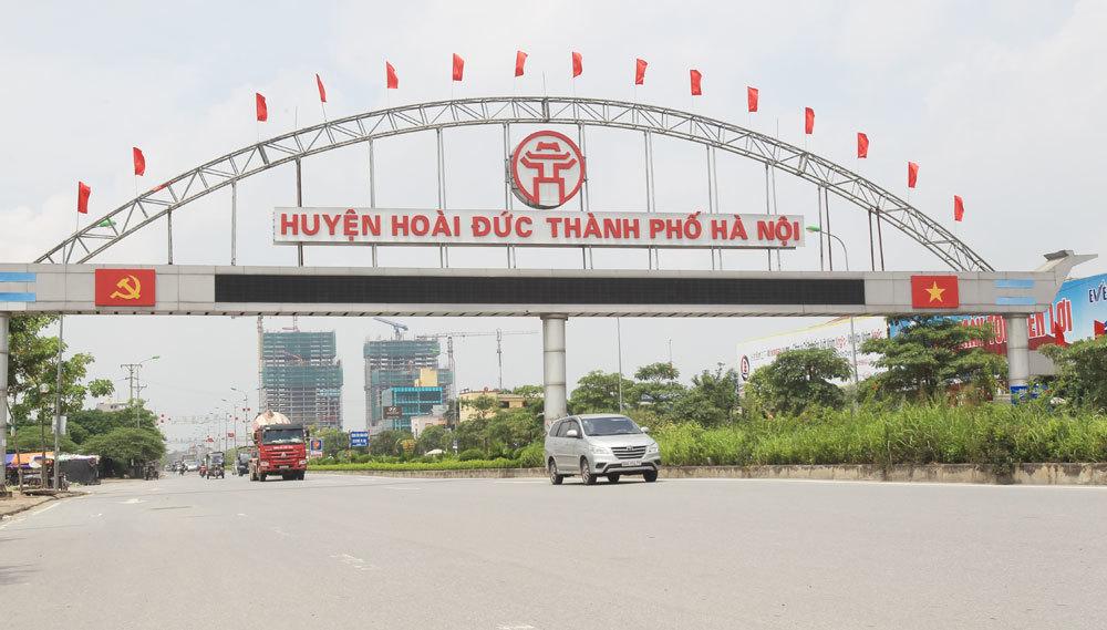 Đề nghị xử lý trách nhiệm Đảng viên với nguyên Chủ tịch huyện Hoài Đức, Hà Nội