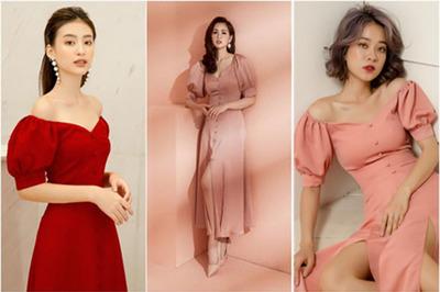 Hot girl Việt đẹp kiêu sa, tinh tế trong loạt ảnh đầu xuân