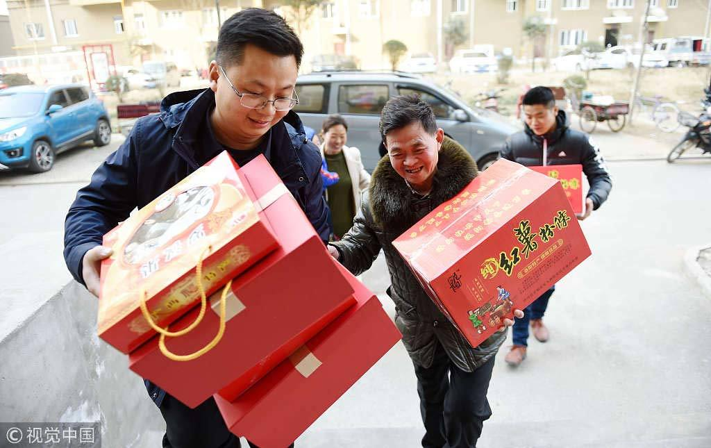 Tết Nguyên Đán,Tết,Trung Quốc,mua sắm