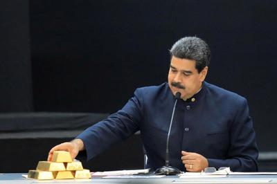 Venezuela bán 15 tấn vàng cho UAE lấy tiền mặt