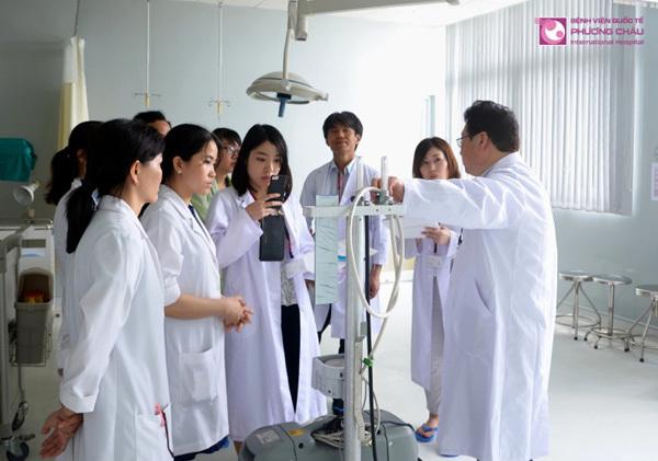 Bệnh viện Phương Châu hợp tác Tập đoàn Y tế Nhật Bản