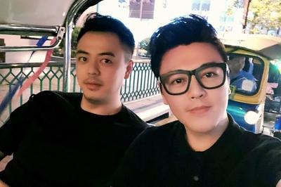 Anh trai MC Tuấn Tú bị đồn phá sản, phải bán nhà gấp
