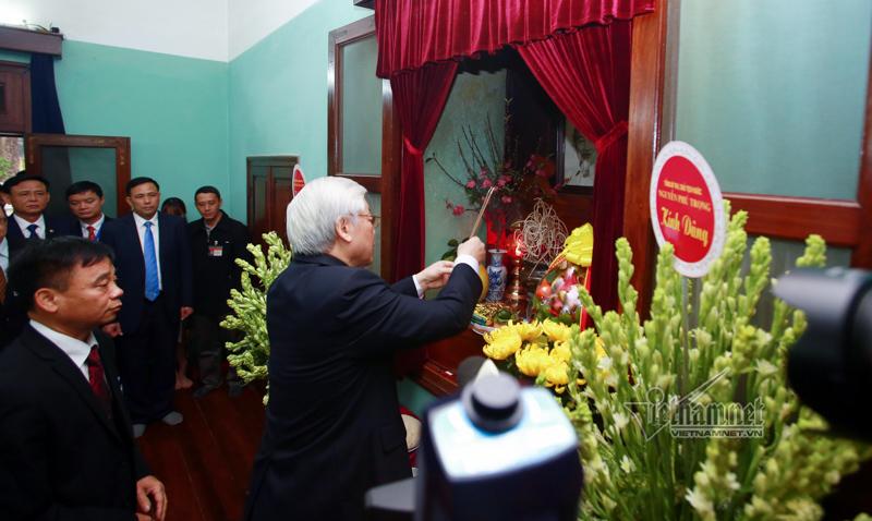 Tổng bí thư,Chủ tịch nước Nguyễn Phú Trọng,Nguyễn Phú Trọng,Tổng bí thư Nguyễn Phú Trọng