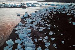 Theo chân du khách Việt khám phá sông băng lớn nhất châu Âu