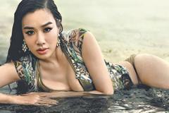 'Bom sex' gốc Việt gây tranh cãi khi uống dầu ăn để thải độc