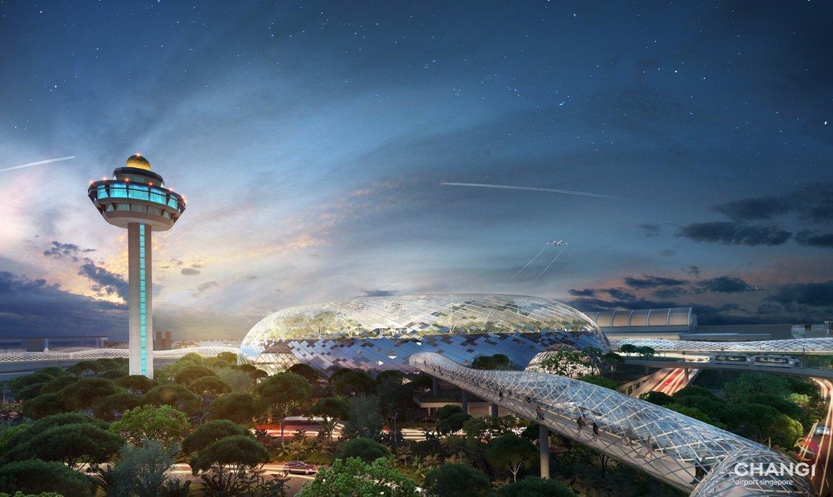 Sân bay số 1 thế giới: Rộng 10 sân bóng đá, ai cũng mơ ước đến 1 lần