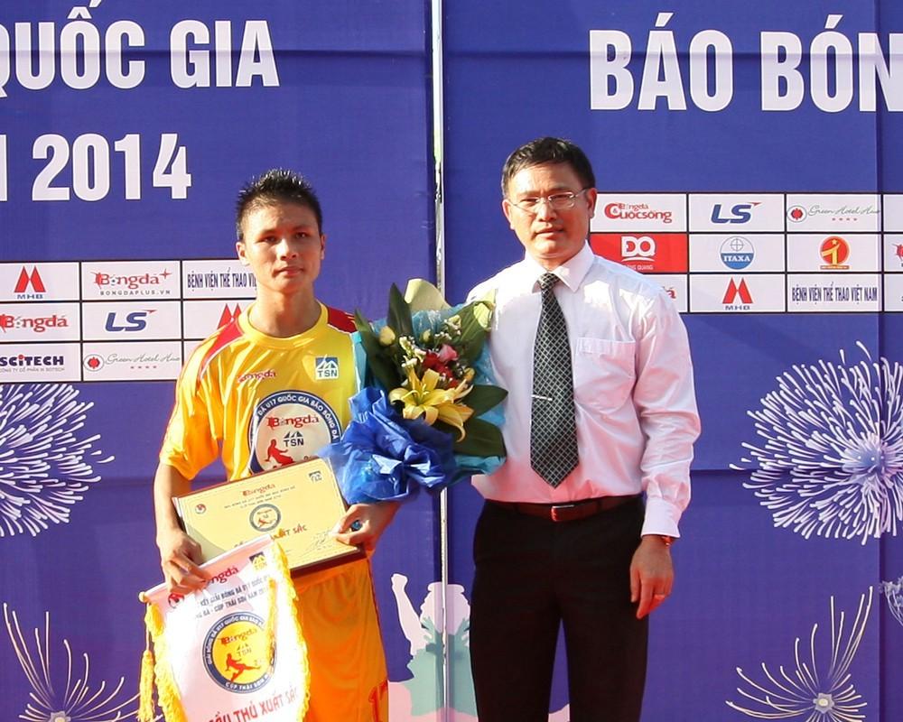 tuyển Việt Nam,Quang Hải,HLV Park Hang Seo,Bóng đá Việt Nam,CLB Hà Nội